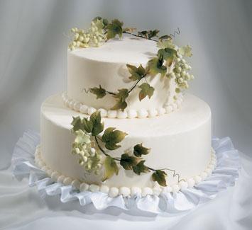Small Wedding Cake Design : Matrimonio in agriturismo